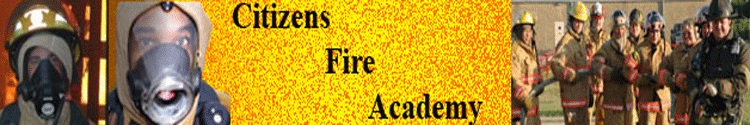 Citizen Fire Academy Logo