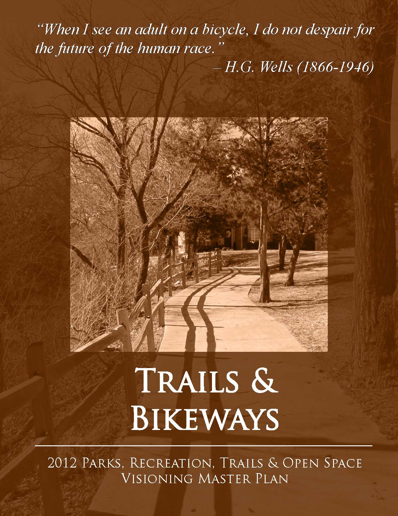 Trails and Bikeways