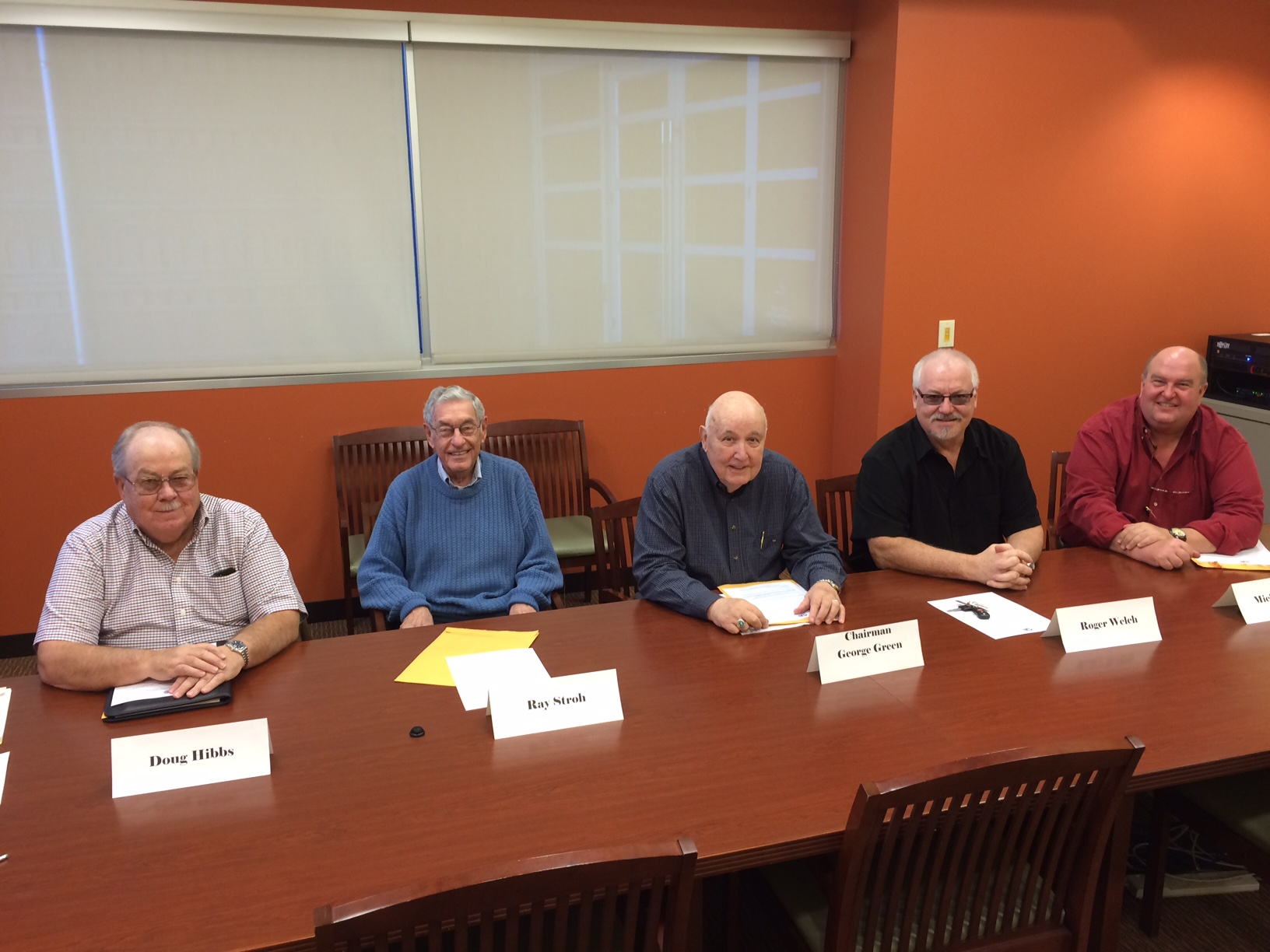 Board of Adjustments Members