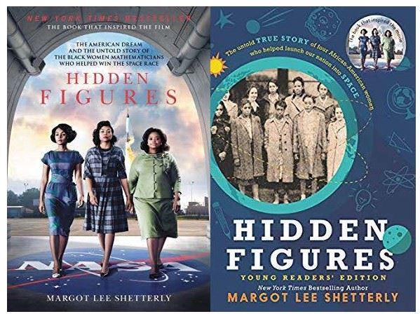 Hidden Figures Community Book Chat