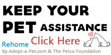 Keep Your Pet Assistance