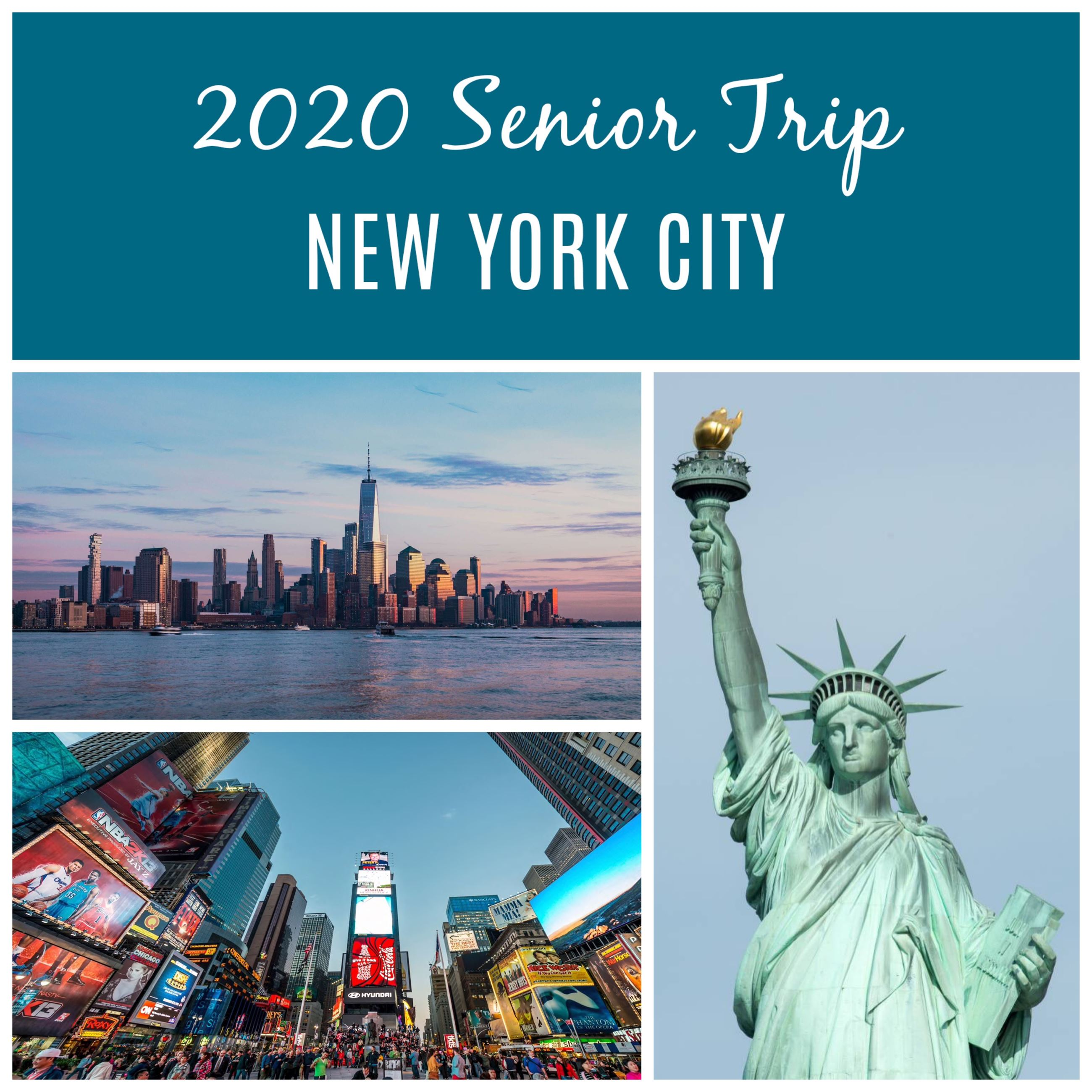 2020 Senior Trips Opens in new window